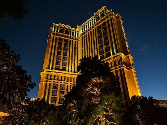 The Palazzo Luxury Italian Style On The Las Vegas Strip