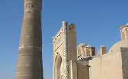 Minorai Kalon, Bukhara, Uzbekistan (Photo by Susan McKee)