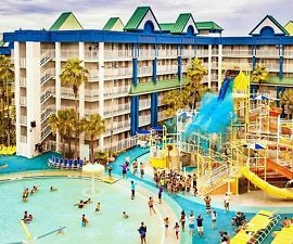Water park hotel Orlando