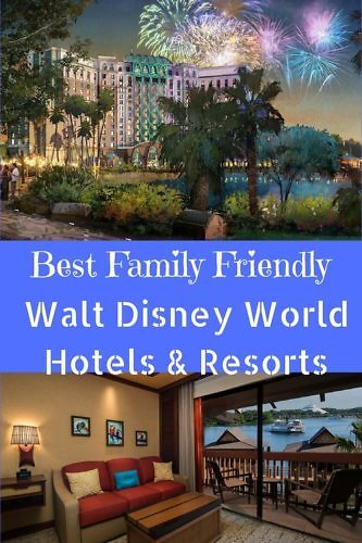 Best Family Friendly Walt Disney World Hotels | Hotel-Scoop.com