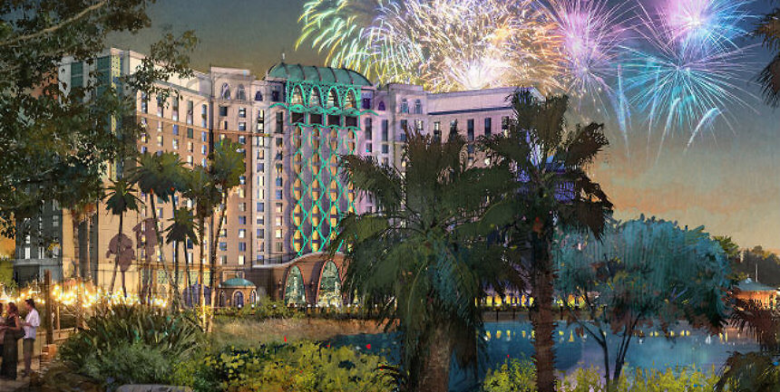 A look at the 2018 expansion of Disney's Coronado Springs. Photo Credit: Visit Orlando