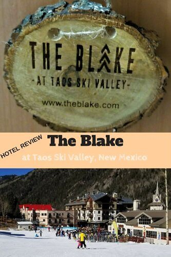 Hotel Review - The Blake at Taos Ski Valley, New Mexico | Hotel-Scoop.com