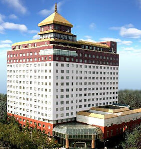 Tibet Hotel Chengdu, China (Photo courtesy of hotel)