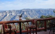 A Copper Canyon View From Every Room at Hotel Mirador