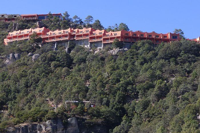 Hotel Posada Mirador Copper Canyons