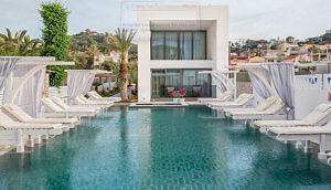 Pool, Platanias Ariston, Crete, Greece (Photo Courtesy of Platanias Ariston Hotel)