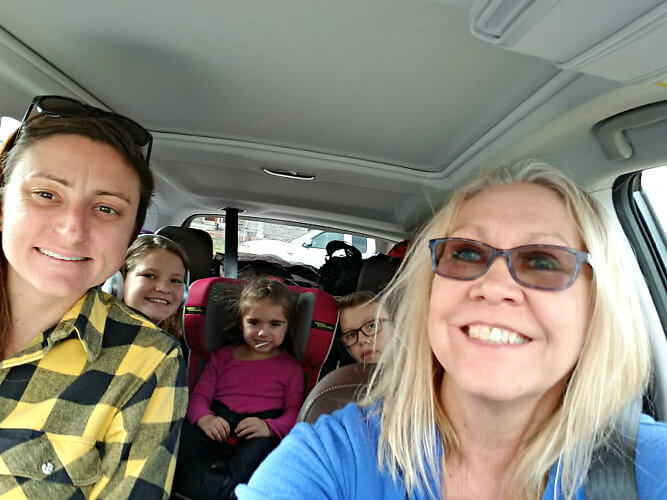 A short road trip from Colorado, we loaded our multigenrational family in the new 2018 Subaru Forester for a 5-hour drive from Denver to Taos Ski Valley, New Mexico.