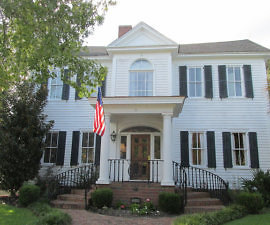 carriage house inn, bed & breakfast, aiken, south carolina