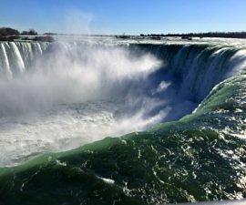 Horseshoe Falls, Niagara Falls, Ontario, Canada