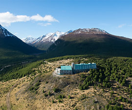 Photo courtesy of Arakur Resort & Spa, Ushuaia, Argentina