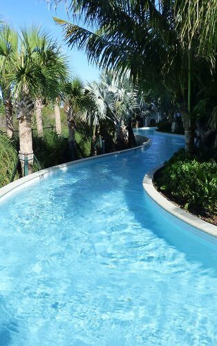 Hyatt Regency Coconut Point lazy river