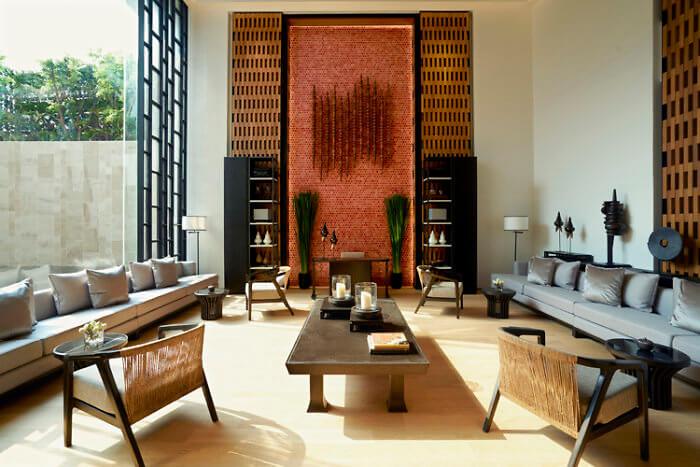 Serviced Suites Lobby - luxury; Thailand; Anantara; Chiang Mai