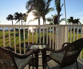 Tarpon Lodge Pine Island Florida view