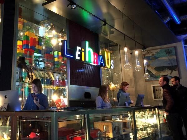 Lobby, 25hours Hotel Zurich Langstrasse, Zurich, Switzerland