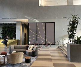 Kimpton Sawyer Hotel lobby