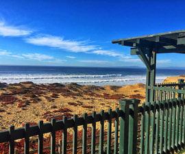 sanctuary beach resort, pacific ocean, monterey bay, marina, california