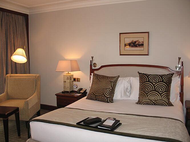 Fairmont The Norfolk Hotel, Nairobi, Kenya (Photo by Susan McKee)