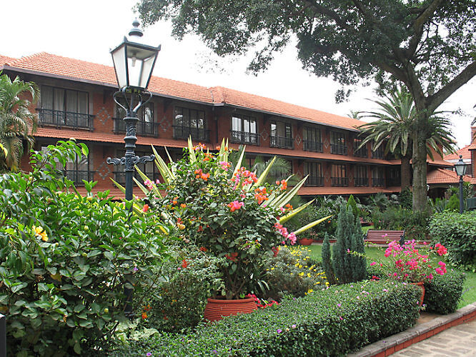 Fairmont The Norfolk, Nairobi, Kenya