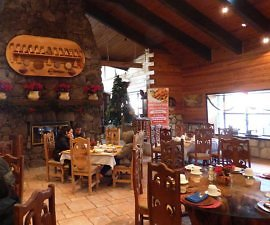 Creel Best Western Plus Lodge and Spa restaurant