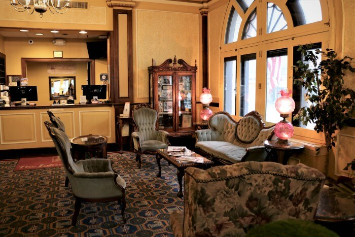 Riverboat History at the Lafayette Hotel, Marietta, OH
