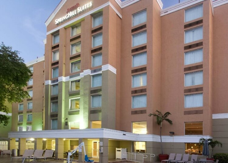 Cruising Convenience at Springhill Suites, Fort Lauderdale
