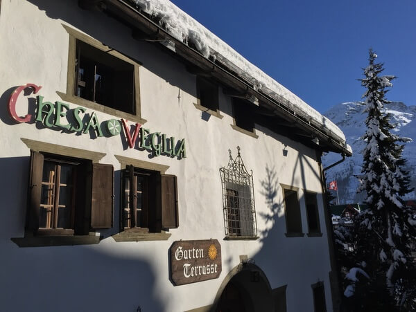 Chesa Veglia, Badrutt's Palace Hotel, St. Moritz, Switzerland