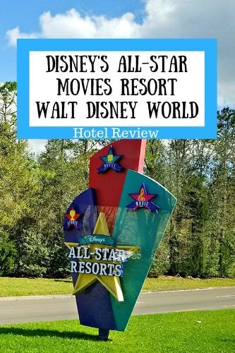 Hotel review - Disney's All-Star Movies Resort, Walt Disney World, Orlando, Florida | Hotel-scoop.com