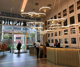 Lobby, Hotel Indigo Los Angeles Downtown