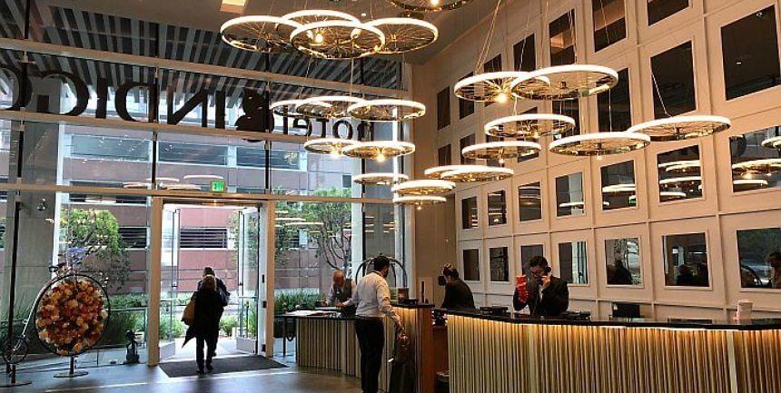 Lobby, Hotel Indigo Los Angeles Downtown