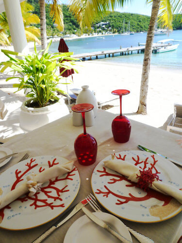 Antigua Inn at English Harbour Reef Restaurant