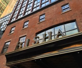 Exterior, BISHA Hotel, Toronto, Ontario Canada