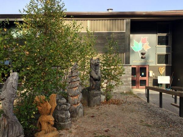Canadian Ecology Centre, Samuel de Champlain Provincial Park, Mattawa, Ontario, Canada