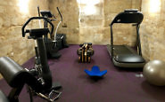 fitness center, hotel bayonne etche ona, best western premier, bordeaux, france