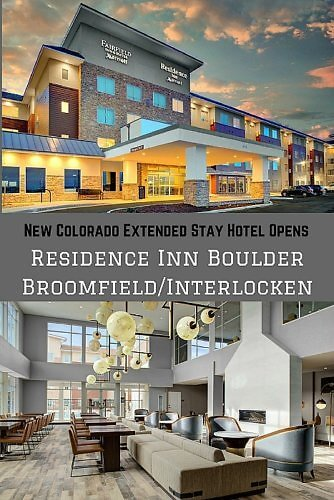 Residence Inn Boulder Broomfield/Interlocken Colorado - Hotel Review