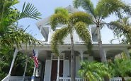 Chelsea House Hotel in the Historic District of Key West