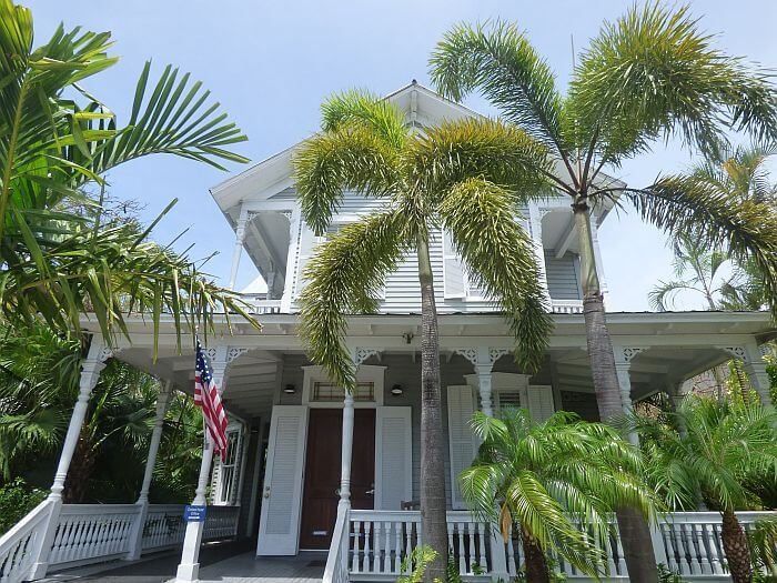Chelsea House Hotel historic inns Key West