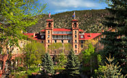 Historic Hotel Colorado in Glenwood Springs
