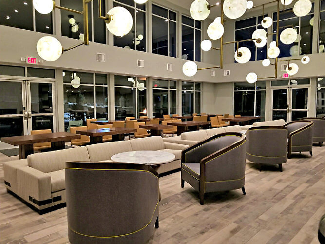 Lobby seaeting - Residence Inn Boulder Broomfield Colorado