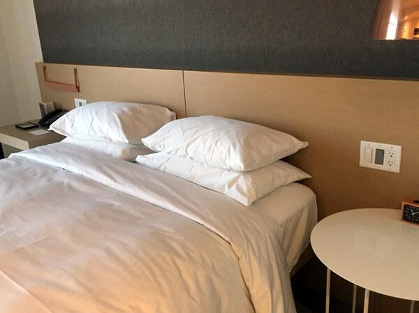 Guest room, Andaz Ottawa ByWard Market, Canada