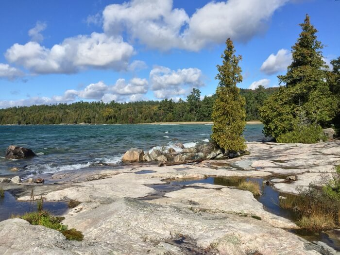 Lake Superior Provincial Park, Ontario, Canada