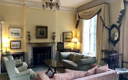newforge country house, parlor room, irelands blue book hotel, armagh, northern ireland