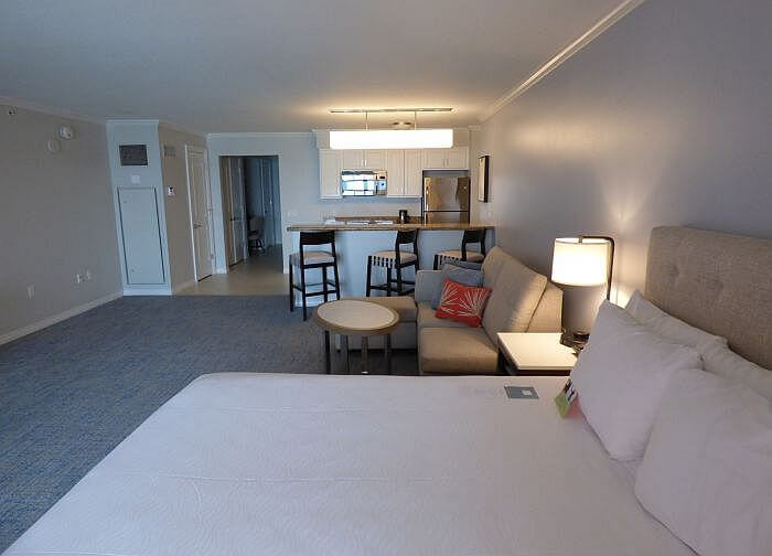 Premium room at Hyatt Regency Clearwater Beach