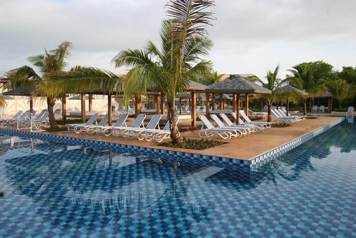 main pool, melia jardines del rey, cayo coco, cuba, all-inclusive