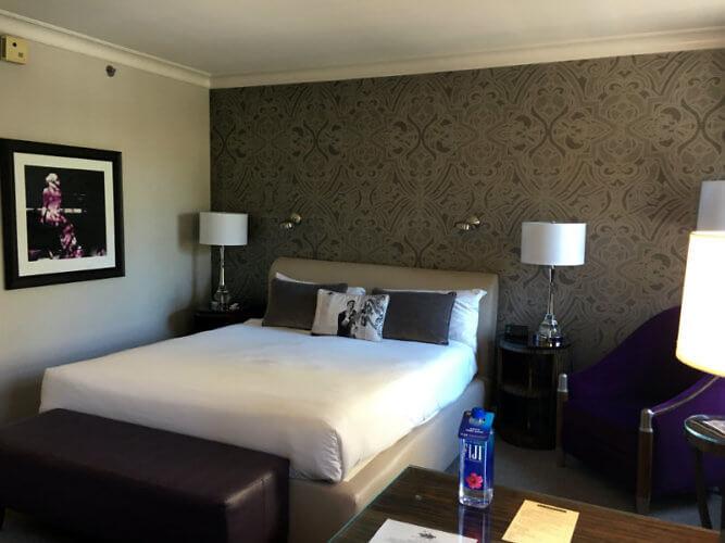 room at Hotel de Anza