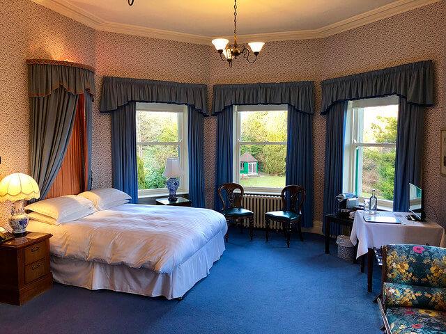 ardtara country house hotel, irelands blue book, county derry, londonderry, northern ireland