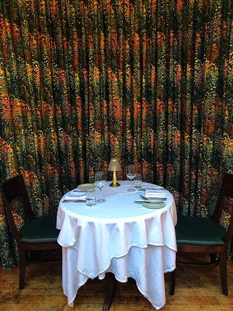 ardtara country house, dining room, restaurant, irelands blue book, northern ireland