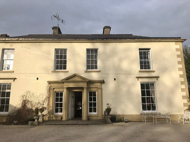 castle grove country house, irelands blue book hotel, county donegal, letterkenny, ireland
