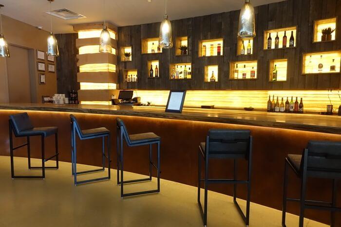 Hotel Chaco bar