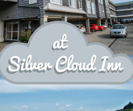 Stay on the Tacoma waterfront at Silver Cloud Inn. Every rooms has a water view.