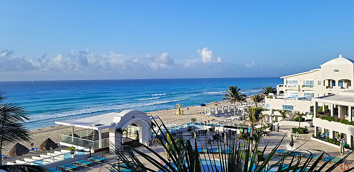 Panama Jack Resorts Cancun - Beach View accommodations